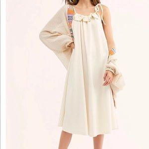 Freepeople Bonita Trim Crotchet Kimono